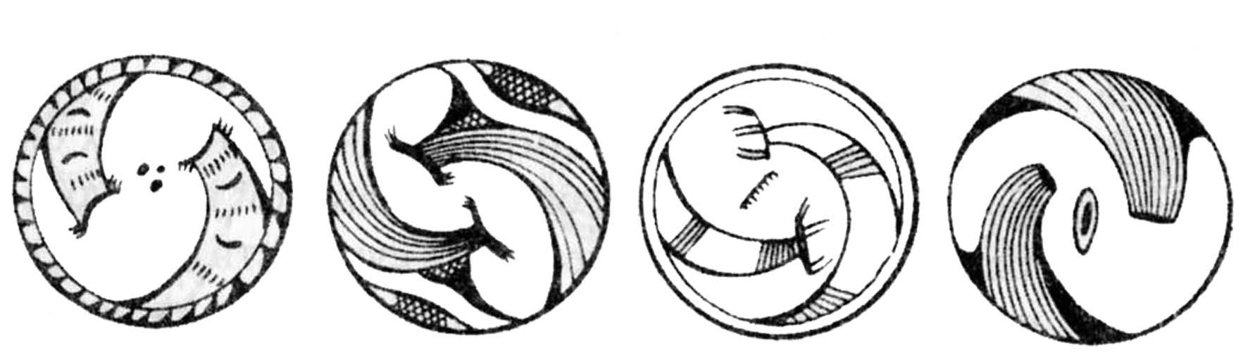 рисунок ромб: